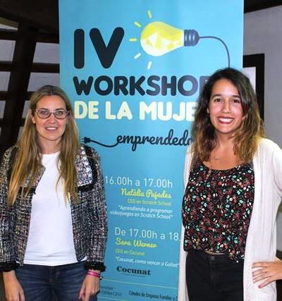 workshop de la dona emprenedora